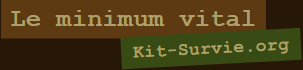 La boutique Kit-Survie.org
