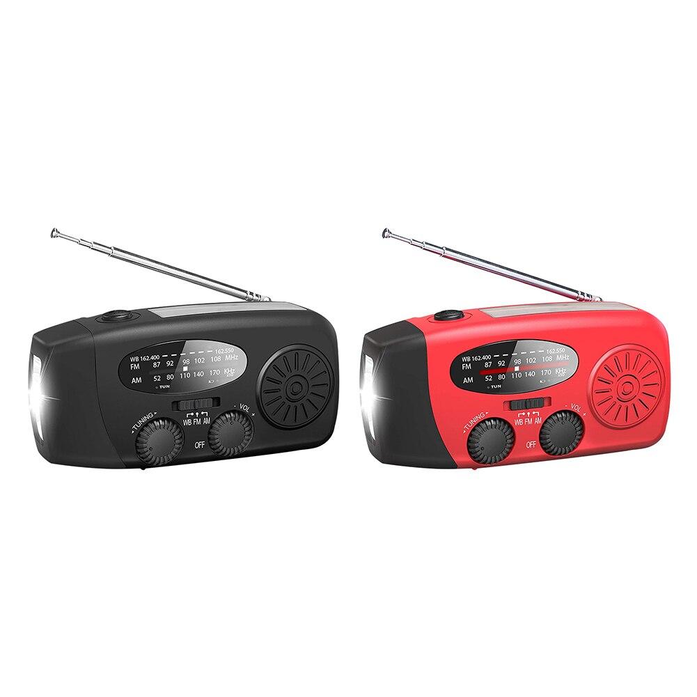 Radio rouge ou noire