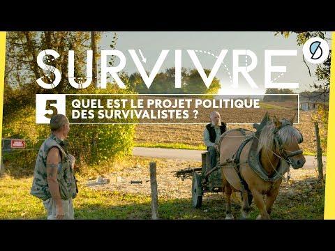 Quel est le projet politique des survivalistes ? - Survivre #5