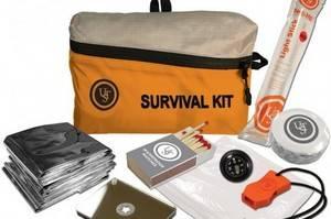 meilleur kit de survie
