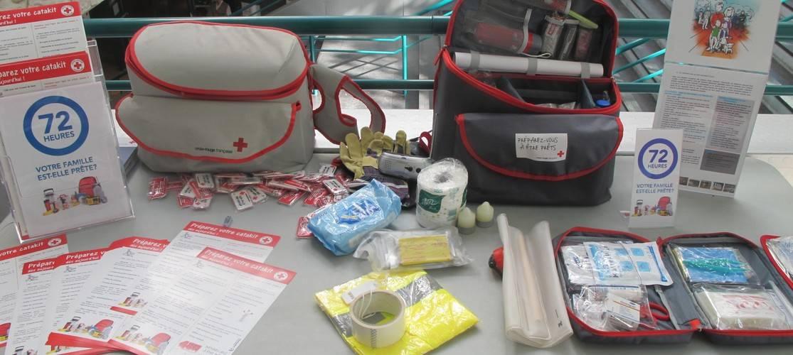 Catakit : le kit de survie de la Croix-Rouge