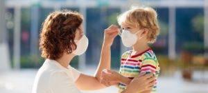 Masque FFP2 enfant