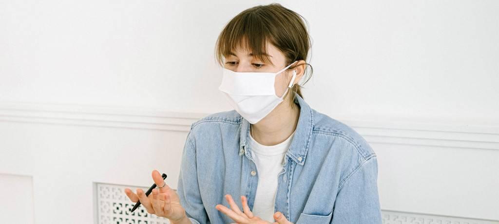 Masque tissu UNS 1